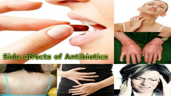 Amoxicillin Side Effects Dizziness