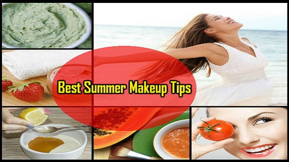 Summer Makeup Tips in Hindi