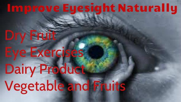 Tips to Improve Eyesight