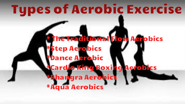 Types of Aerobic Exercise