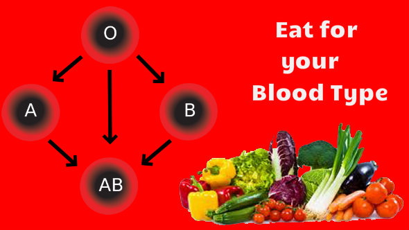how to eat for your blood type