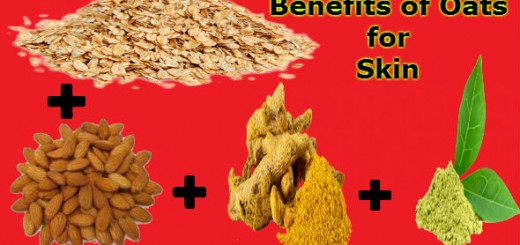 Benefits of Oats for Skin