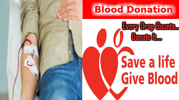 Blood Donation in Hindi