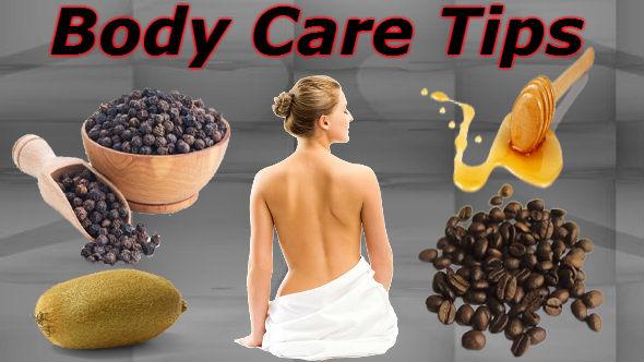 Body Care Tips in Hindi