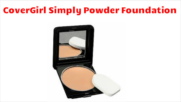 CoverGirl Simply Powder Foundation