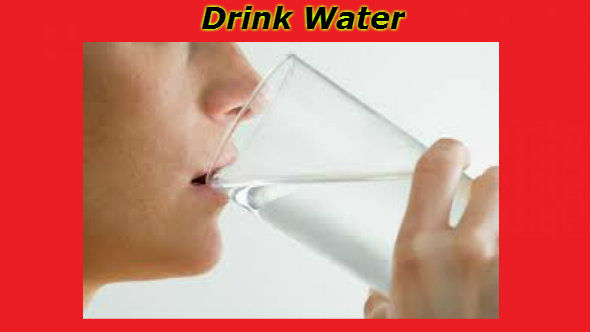 Drink Water