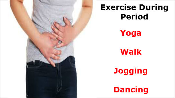 Exercise During Period