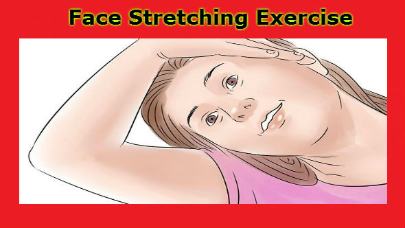 Face-Stretching-Exercise