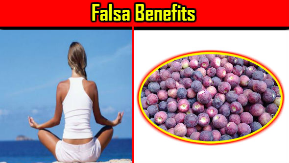 Falsa Benefits in Hindi
