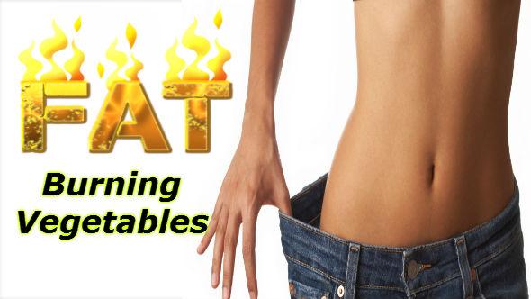 Fats Burning Vegetables