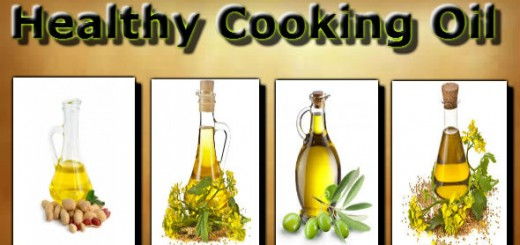 Healthy Cooking Oil
