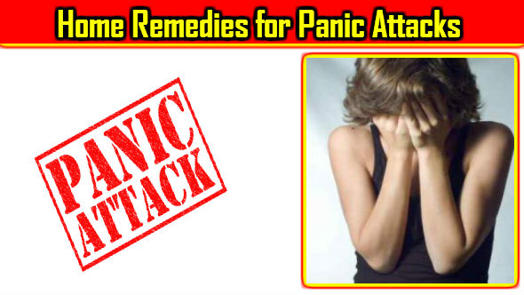 Home Remedies for Panic Attacks