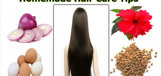 Homemade Hair Care Tips