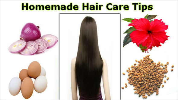 Homemade Hair Care Tips in Hindi