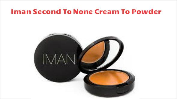 Iman Second To None Cream To Powder