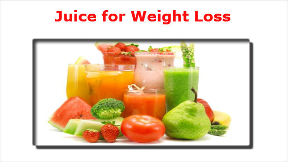 Juice for Weight Loss