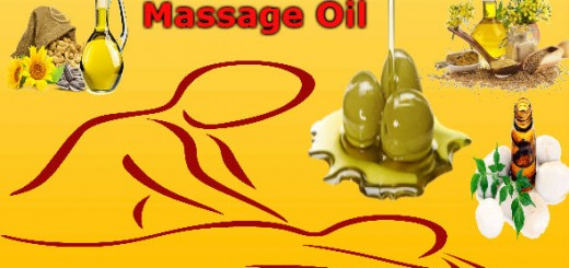 Massage Oils Lists