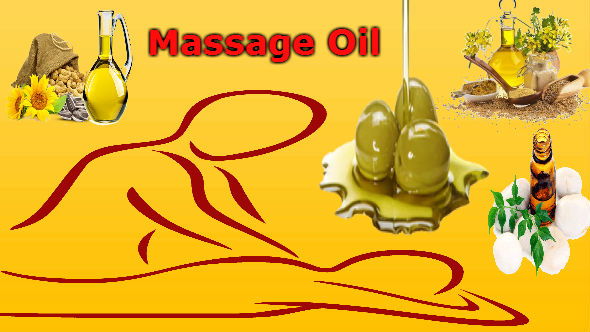 Massage Oils Lists