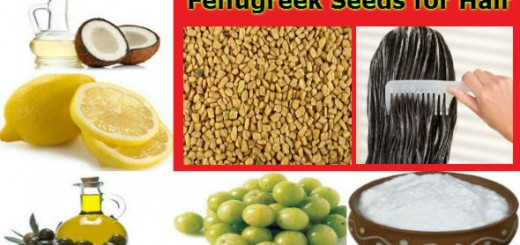 Fenugreek Seeds for Hair