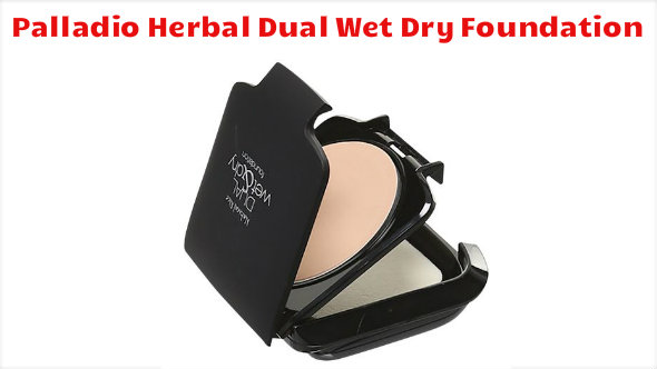 Palladio Herbal Dual Wet Dry Foundation