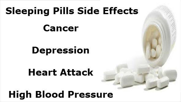 Side Effects of Sleeping Pills