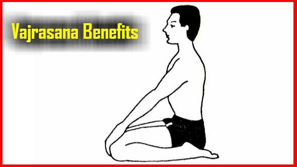 Vajrasana Benefits in Hindi