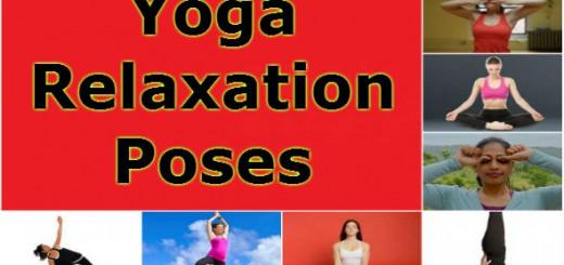 Yoga Relaxation Poses