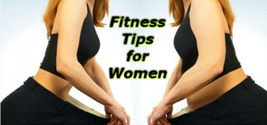 fitness tips for women