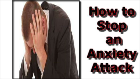 stop anxiety attacks