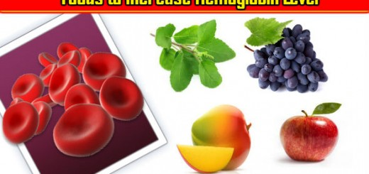 Foods to Increase Hemoglobin Level