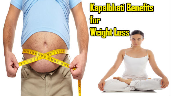 Kapalbhati Benefits for Weight Loss