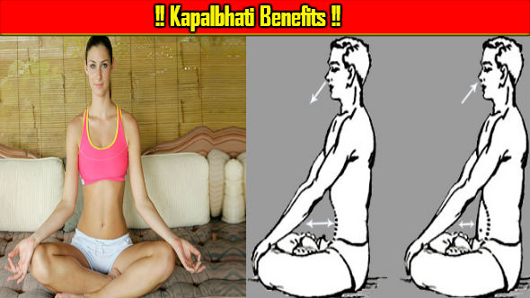 Kapalbhati Benefits in Hindi
