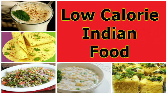 Low Calorie Indian Food