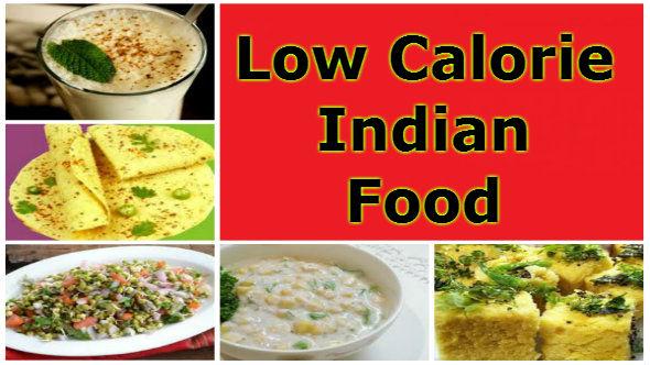 Low Calorie Indian Food