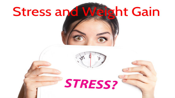 Weight Gain Due to Stress