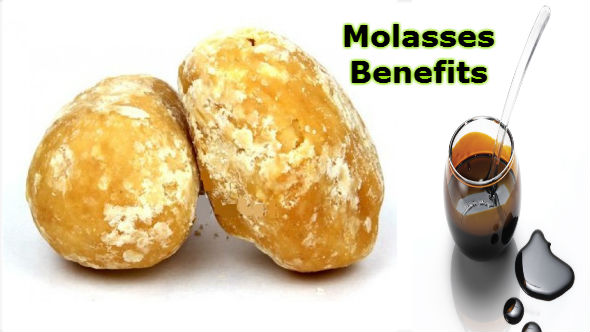 molasses health benefits