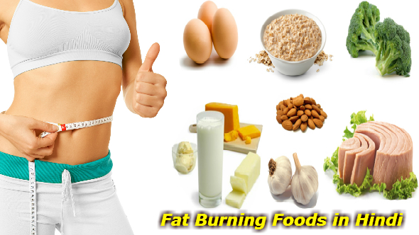 Fat Burning Foods in Hindi
