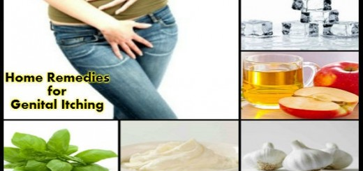 Home Remedies for Genital Itching
