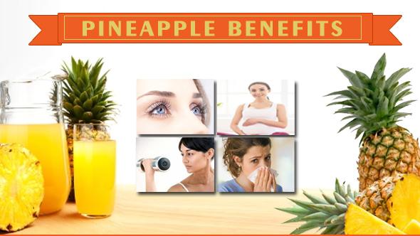 Pineapple Benefits in Hindi