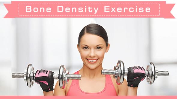 Bone Density Exercise