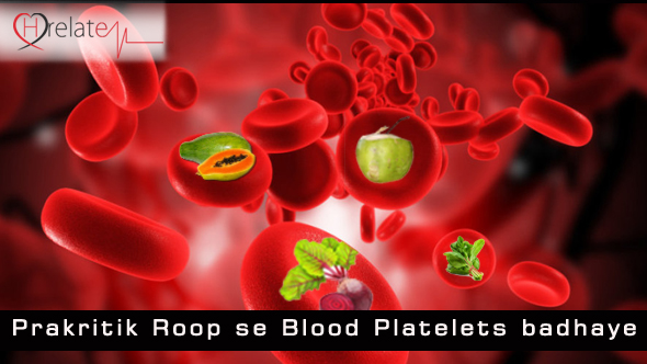 food to increase blood platelets