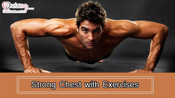 Strong Chest Exercise in Hindi