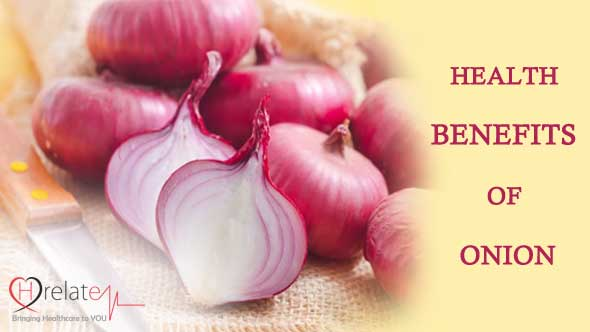 Health Benefits of Onion in Hindi