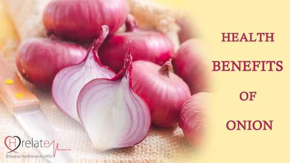 Health Benefits of Onion in Hindi