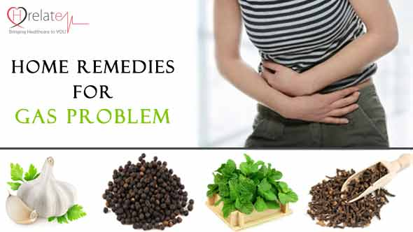 Home Remedies for Gas Problem in Hindi