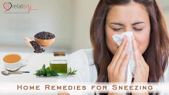 Home Remedies for Sneezing: Cheenk ko Rokne ke Liye Upay