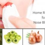 Home Remedies for Nose Bleeding: Naak Se Khun Rokne ke liye