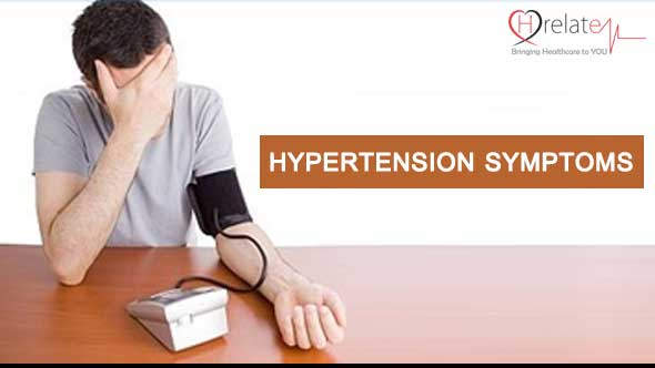 Hypertension Symptoms in Hindi