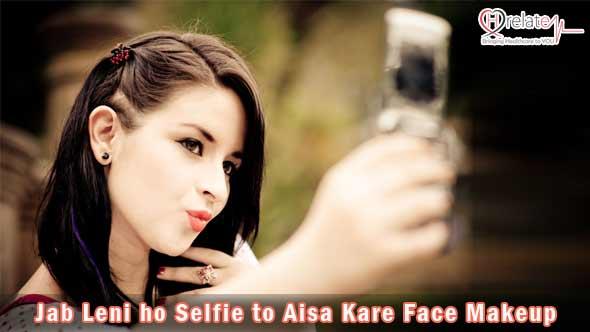 Selfie Makeup Tips