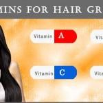 Vitamins for Hair Growth in Hindi: Lambe Ghane Baalo Ke Liye